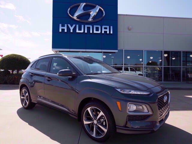 2021 Hyundai Kona Ultimate FWD