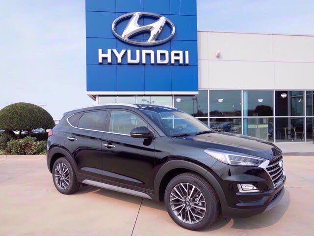 2021 Hyundai Tucson Limited FWD