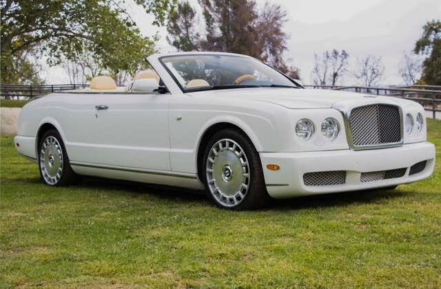 2009 Bentley Azure RWD