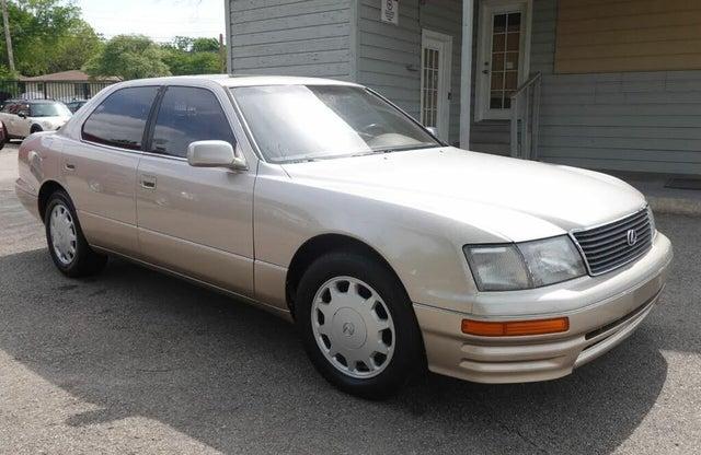 1997 Lexus LS 400 RWD