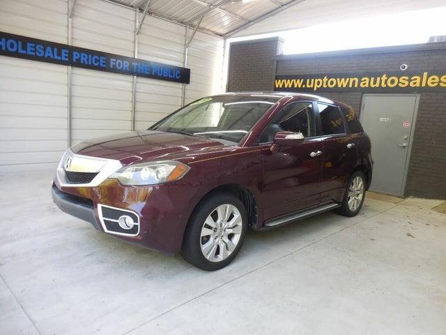 2010 Acura RDX FWD