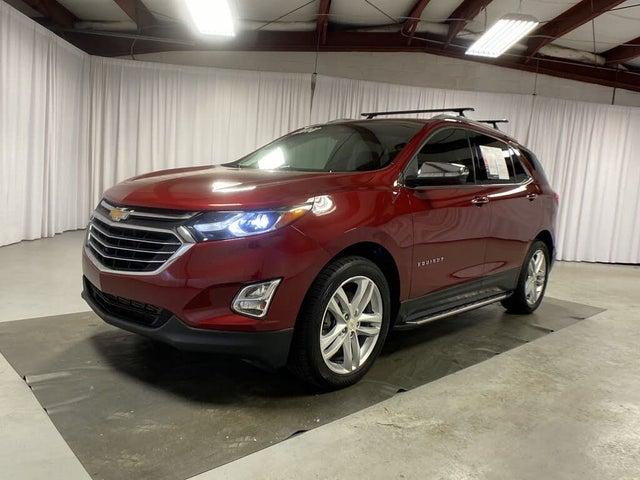 2018 Chevrolet Equinox 2.0T Premier FWD
