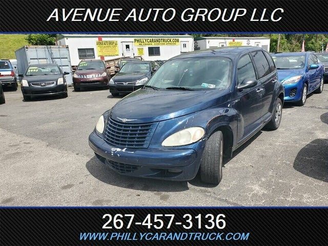 2003 Chrysler PT Cruiser Touring Wagon FWD