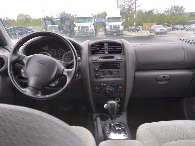 2005 Hyundai Santa Fe 3.5L LX AWD