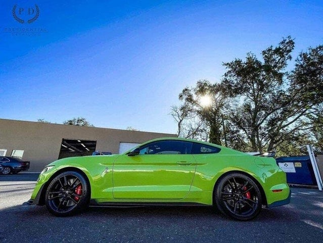 2020 Ford Mustang Shelby GT500 Fastback RWD