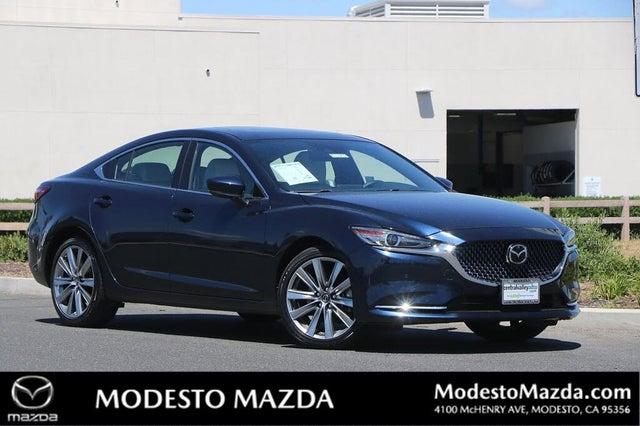 2020 Mazda MAZDA6 Signature FWD