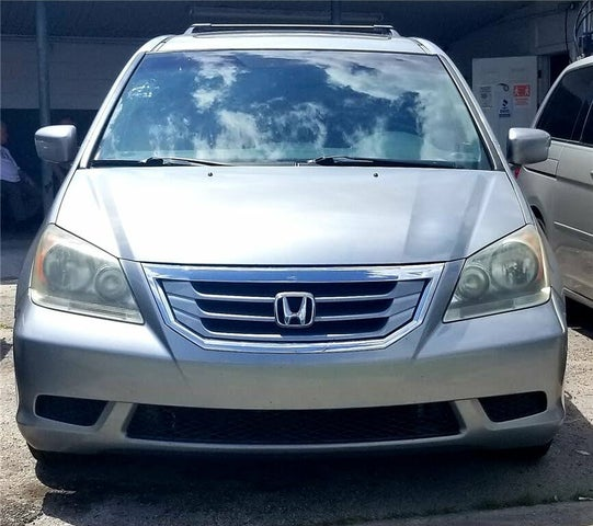 2008 Honda Odyssey EX-L FWD with DVD and Navigation