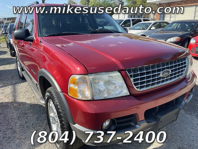 2005 Ford Explorer XLT V6 4WD