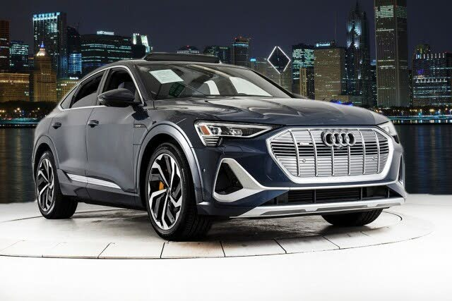 2020 Audi e-tron Edition One quattro AWD