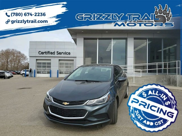 2018 Chevrolet Cruze LT Diesel Hatchback FWD