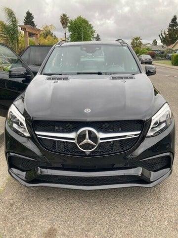 2018 Mercedes-Benz GLE-Class GLE AMG 63 4MATIC S-Model