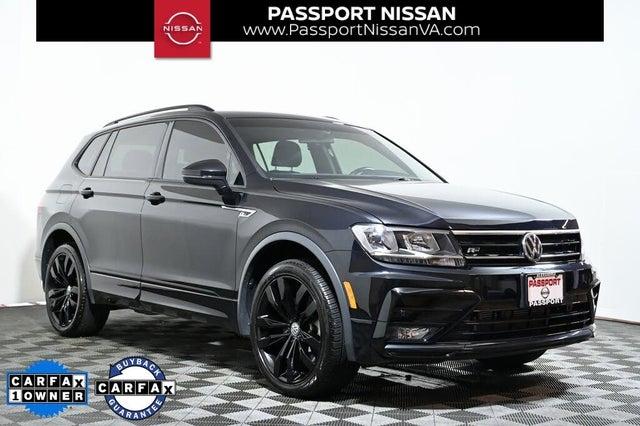 2020 Volkswagen Tiguan SE R-Line Black 4Motion AWD