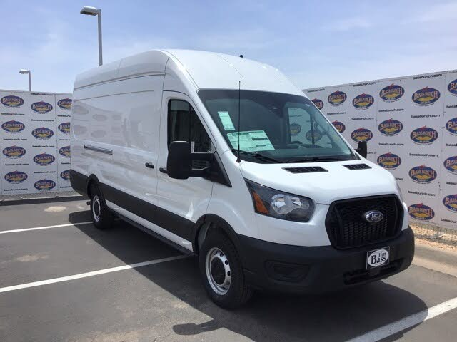 2021 Ford Transit Cargo 250 High Roof Extended LB RWD