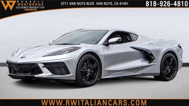 2020 Chevrolet Corvette Stingray 2LT Coupe RWD