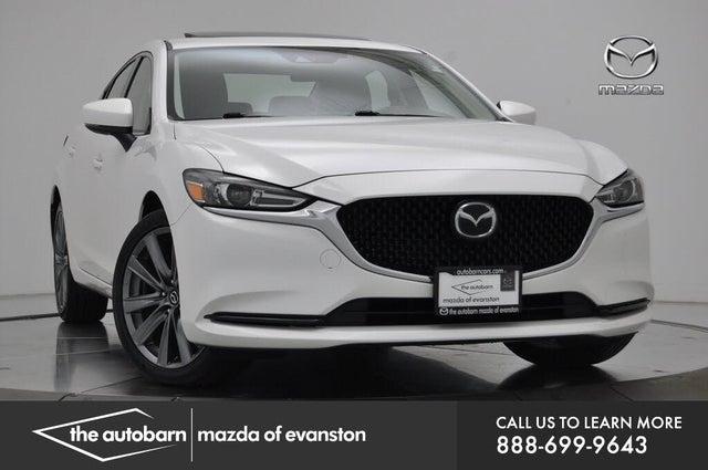 2018 Mazda MAZDA6 Touring Sedan FWD