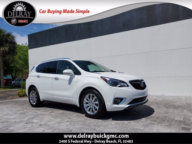 2019 Buick Envision Essence FWD