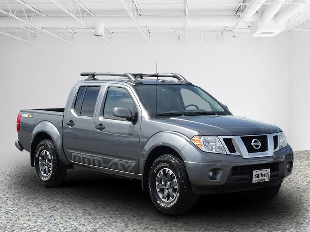 2020 Nissan Frontier PRO-4X Crew Cab 4WD