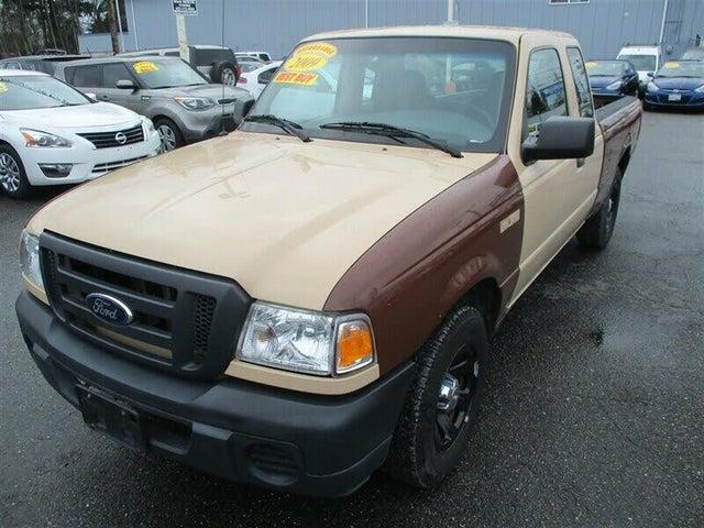 2009 Ford Ranger XL SuperCab RWD