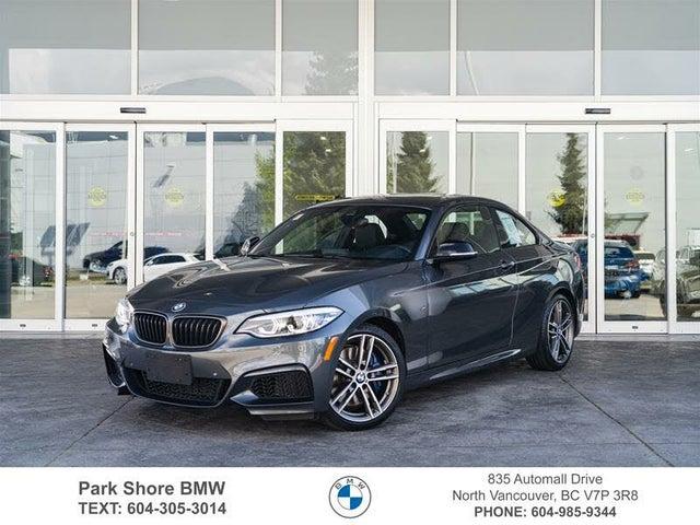 2020 BMW 2 Series M240i xDrive Coupe AWD