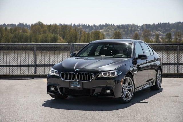 2014 BMW 5 Series 535d xDrive Sedan AWD