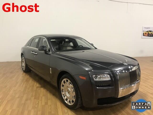 2014 Rolls-Royce Ghost Sedan