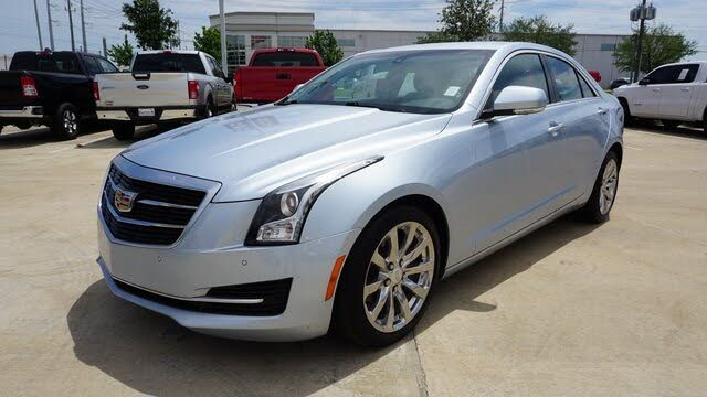 2017 Cadillac ATS 2.0T Premium Luxury RWD