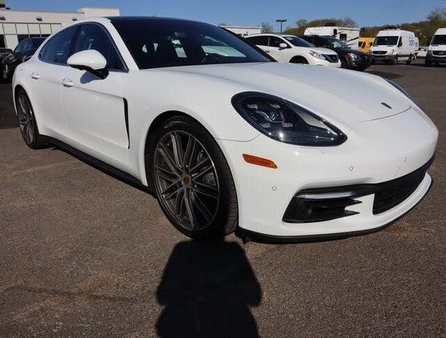 2018 Porsche Panamera 4S AWD