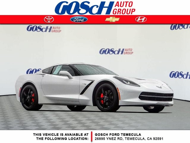 2015 Chevrolet Corvette Stingray 1LT Coupe RWD