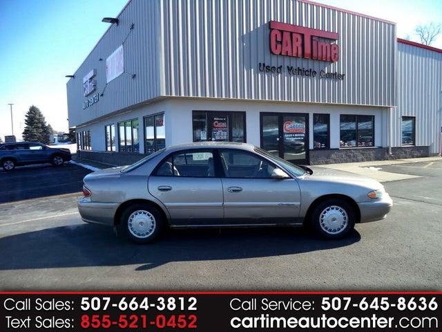 2001 Buick Century Limited Sedan FWD