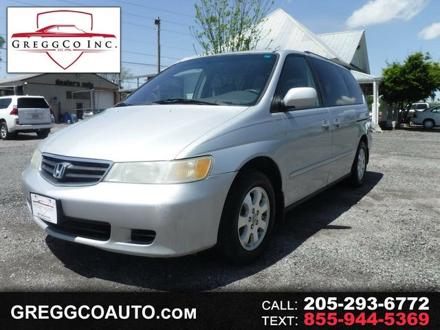 2004 Honda Odyssey EX-L FWD