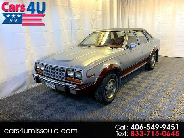 1986 AMC Eagle Sedan 4WD