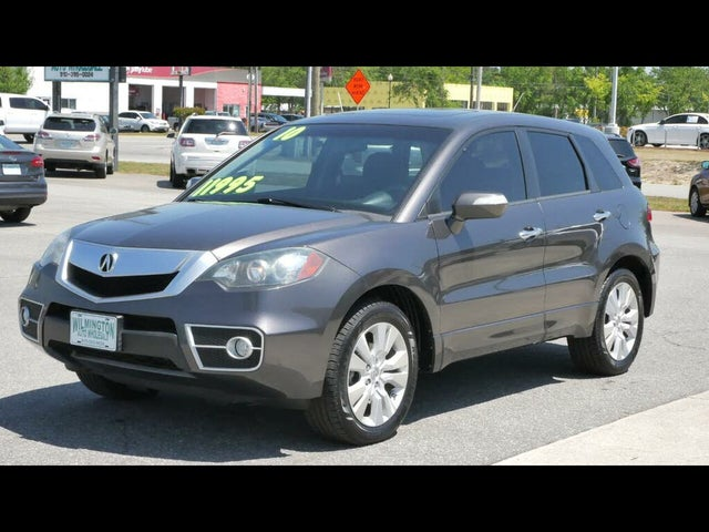 2010 Acura RDX FWD with Technology Package