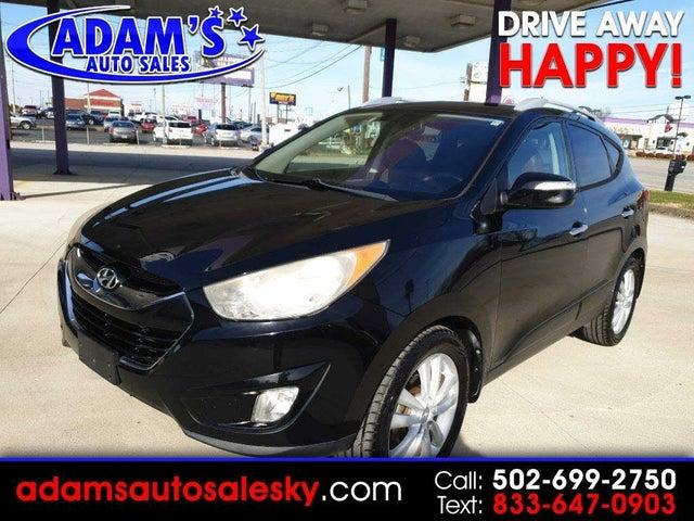 2011 Hyundai Tucson Limited FWD