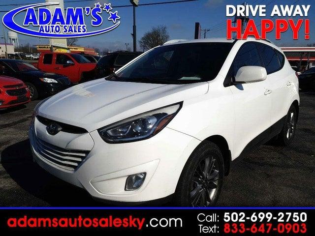 2014 Hyundai Tucson Limited AWD