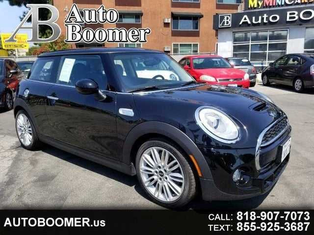 2017 MINI Cooper S 2-Door Hatchback FWD