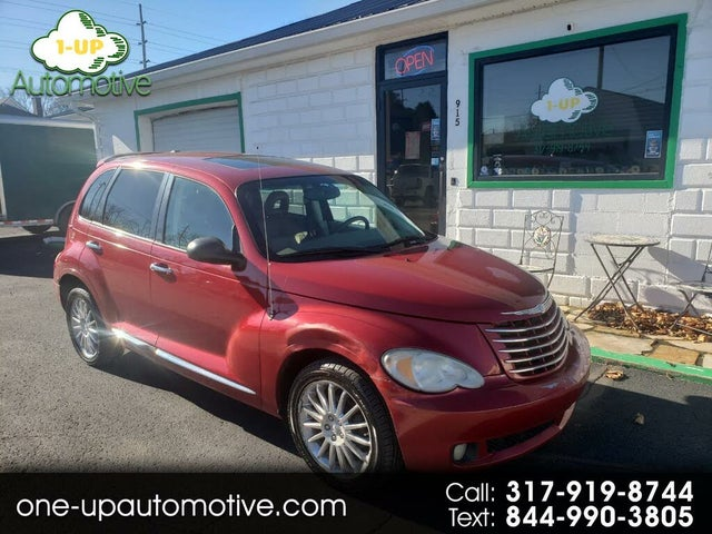 2009 Chrysler PT Cruiser Limited Wagon FWD
