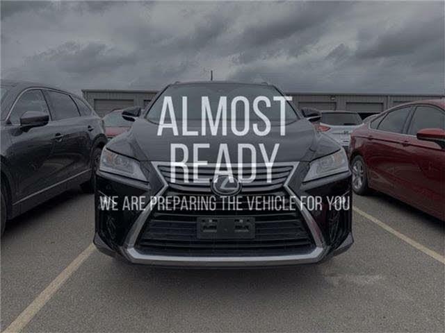 2016 Lexus RX 350 FWD