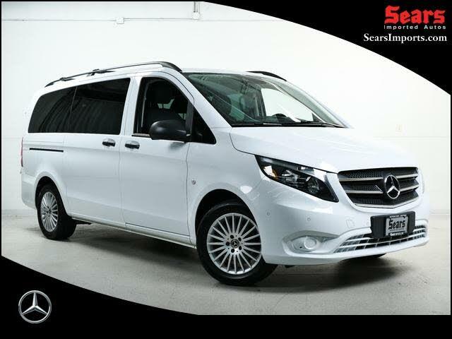 2019 Mercedes-Benz Metris Passenger RWD