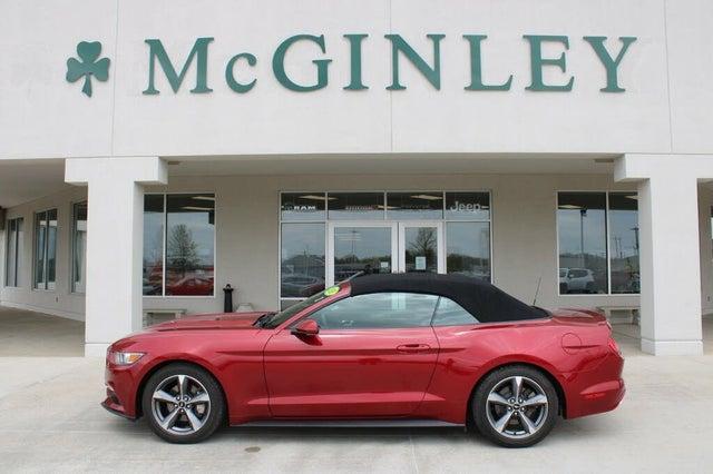 2016 Ford Mustang V6 Convertible RWD