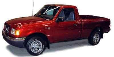2003 Ford Ranger 2 Dr XLT Standard Cab SB