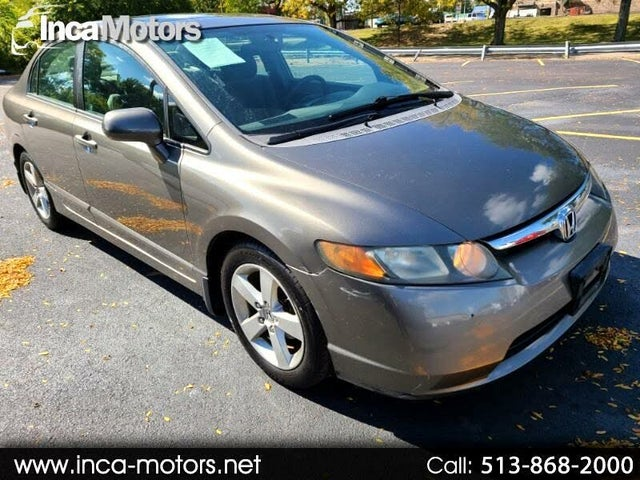 2008 Honda Civic EX with Navigation