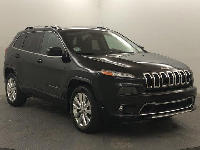 2018 Jeep Cherokee Overland 4WD