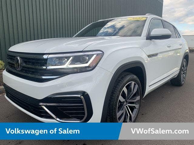 2021 Volkswagen Atlas Cross Sport V6 SEL R-Line 4Motion AWD
