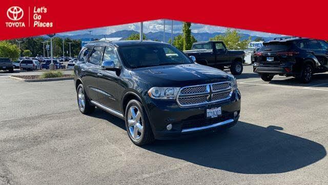 2012 Dodge Durango Citadel RWD