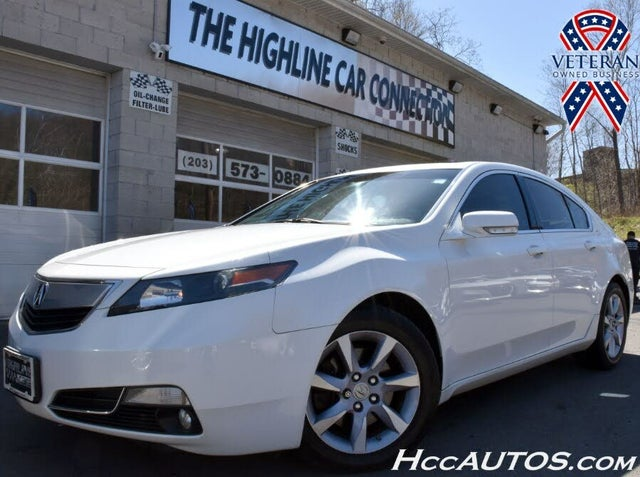 2013 Acura TL Special Edition FWD
