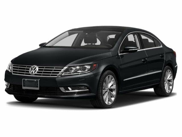 2017 Volkswagen CC 2.0T Sport FWD