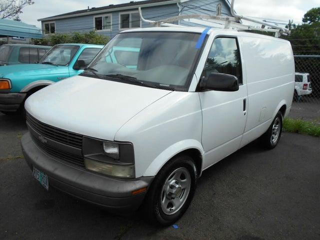 2004 Chevrolet Astro Cargo Extended RWD