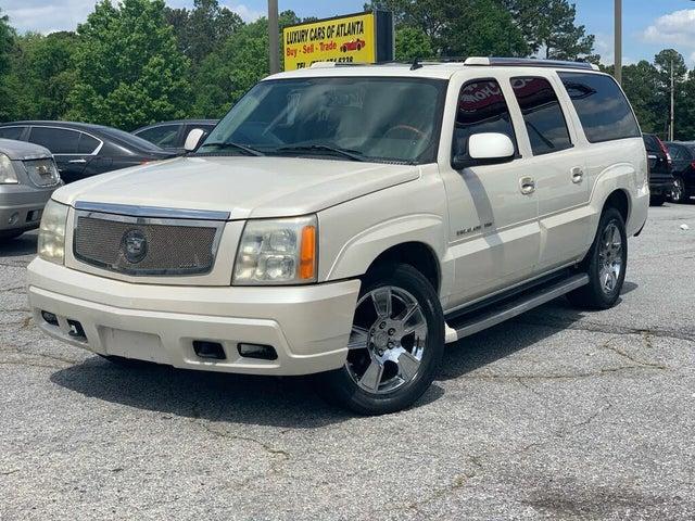2006 Cadillac Escalade ESV Platinum 4WD
