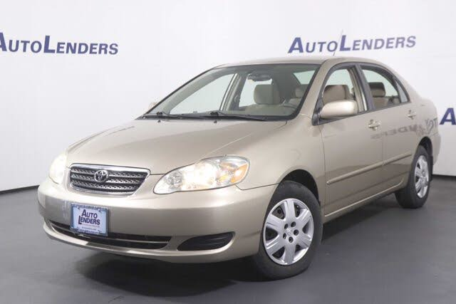 2008 Toyota Corolla LE