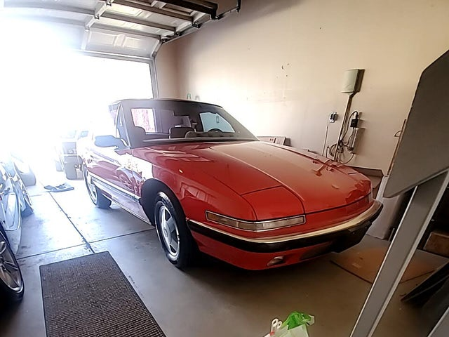 1988 Buick Reatta Coupe FWD